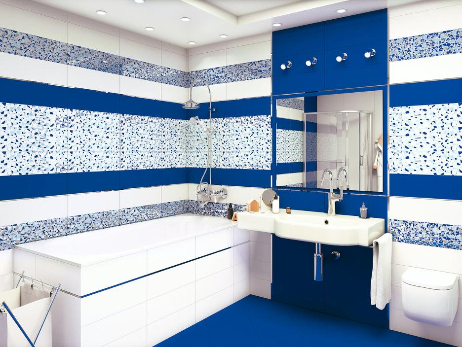 Какую плитку выбрать для ванной комнаты